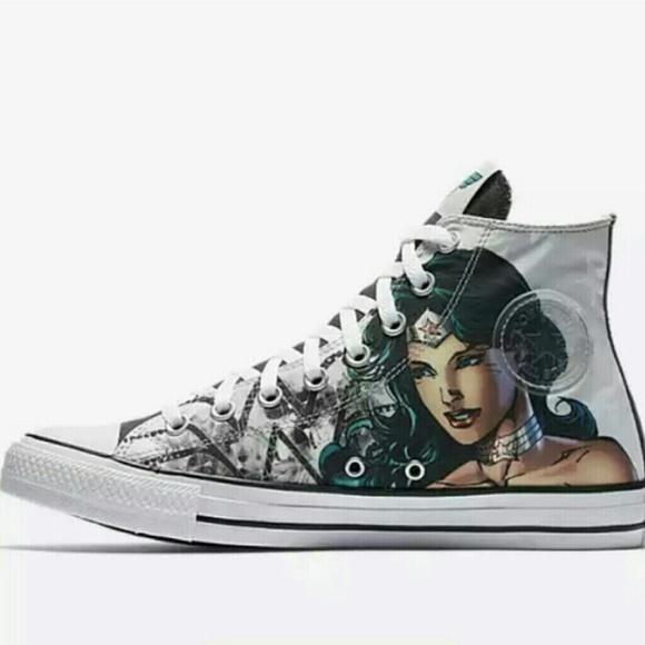 15d0e55bd5ceff Converse Shoes - DC X CONVERSE 💖⭐WONDER WOMAN⭐ 💖SHOES